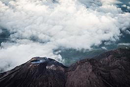 Wulkan Santa Maria