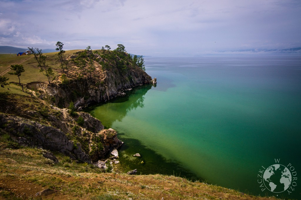 Jeziora Bajkał, Rosja