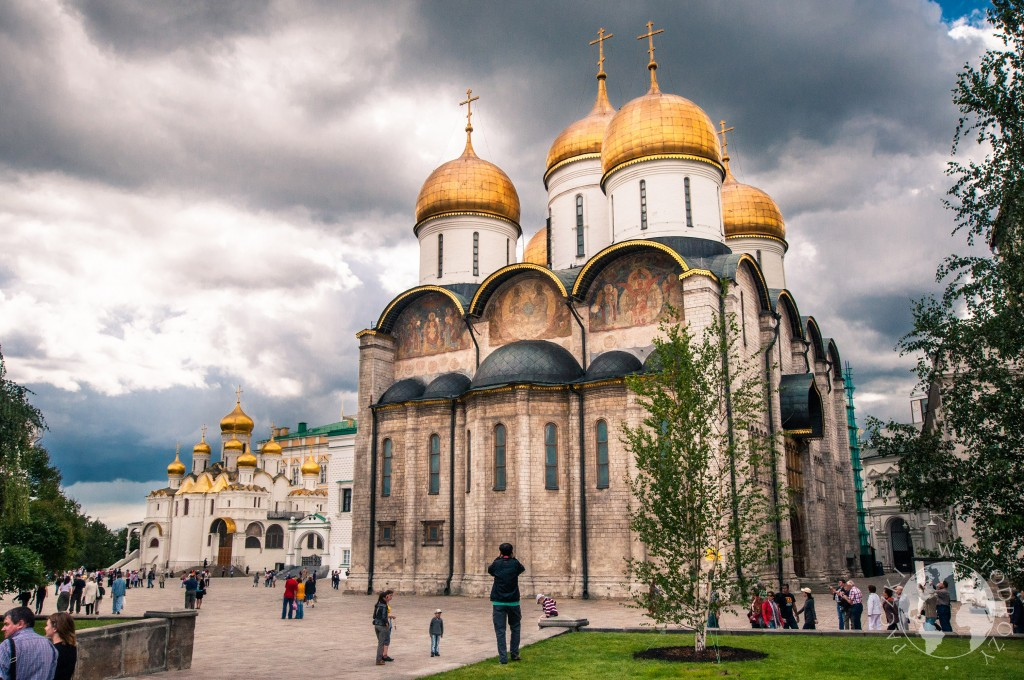 Kreml w Moskwie, Rosja