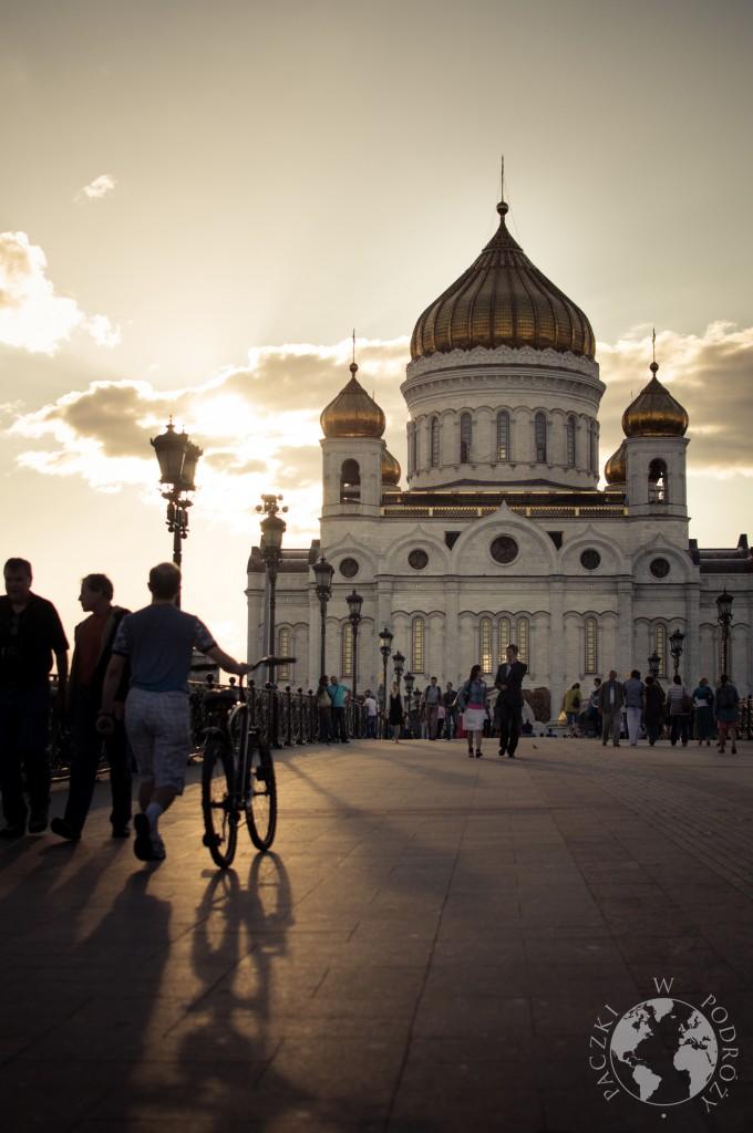 Cerkiew Chrystusa Zbawiciela w Moskwie, Rosja