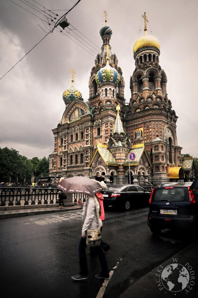Sobór Zbawiciela na Krwi w Sankt Petersburgu, Rosja