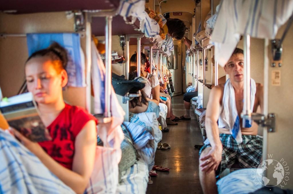 Kolej Transsyberyjska, Rosja