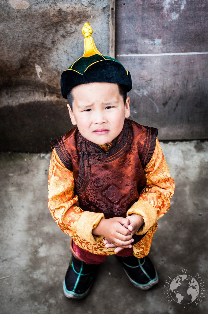 Festiwal Naadam w Ułan Bator, Mongolia