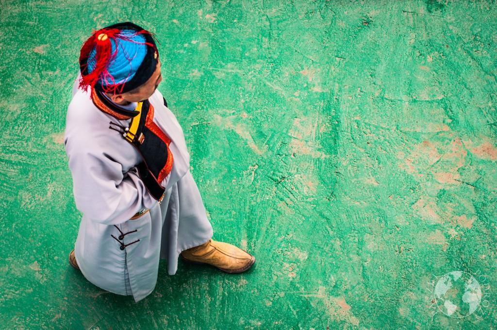 Festiwal Naadam w Ułan Bator, Mongolia - łucznictwo