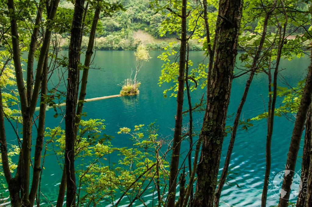 Park Narodowy Jiuzhaigou, Chiny