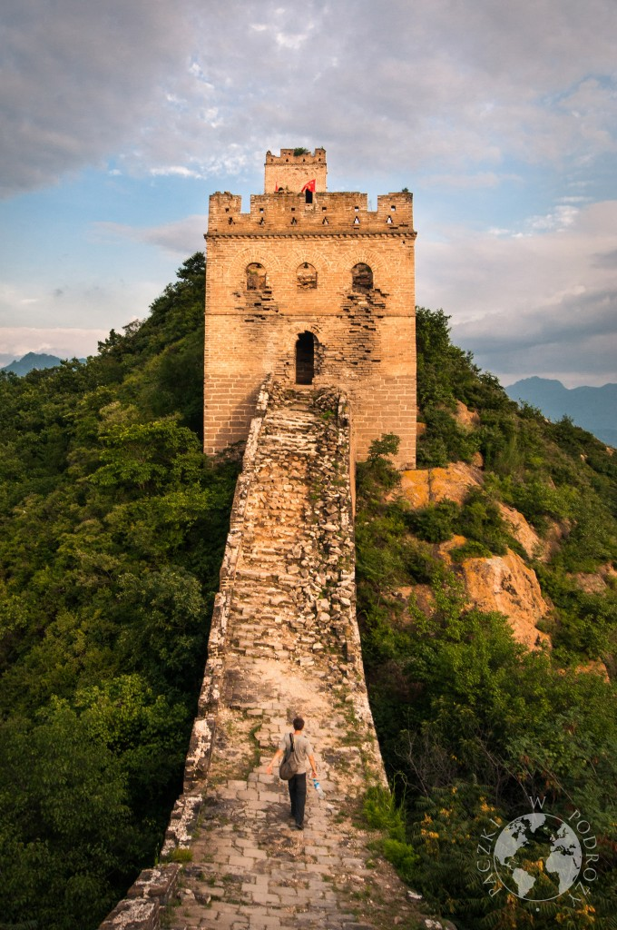 Wielki Mur Chiński, Jinshanling