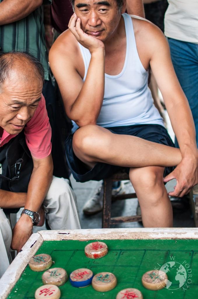 Chińśkie szachy, Pekin