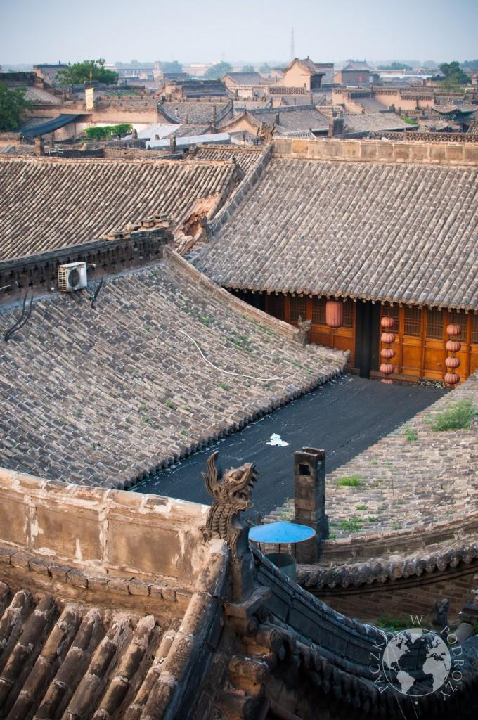 Stare miasto w Pingyao, Chiny