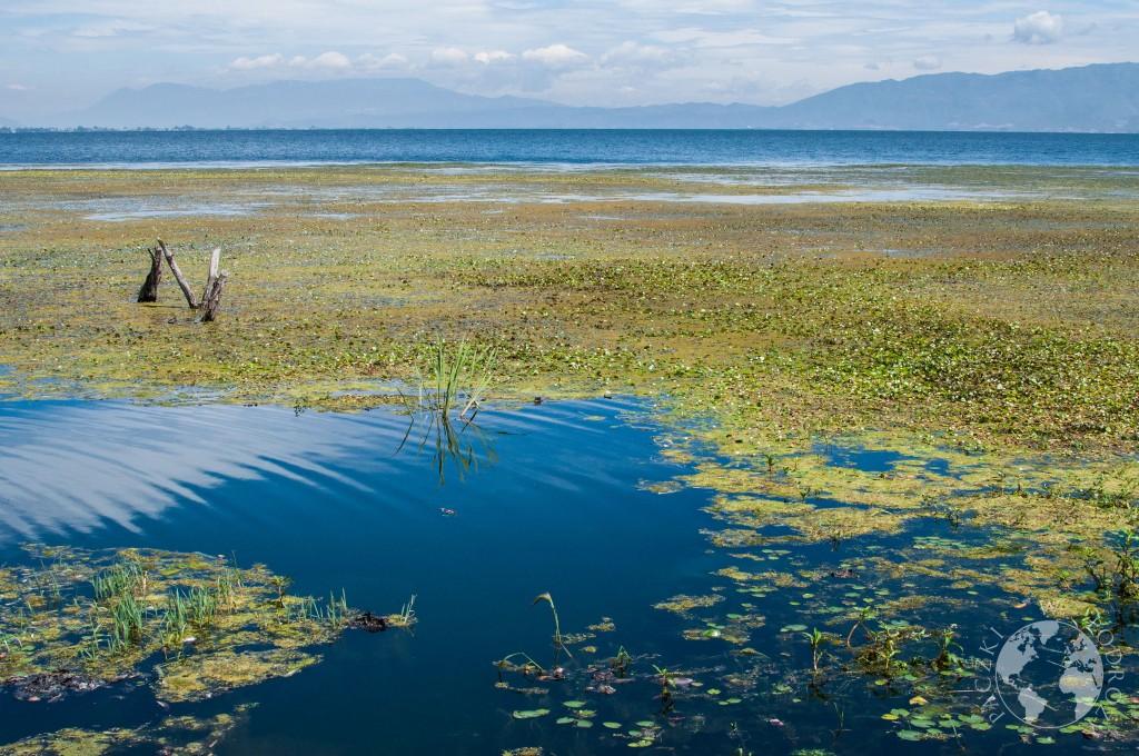 Jezioro Erhai, Dali, Junnan, Chiny