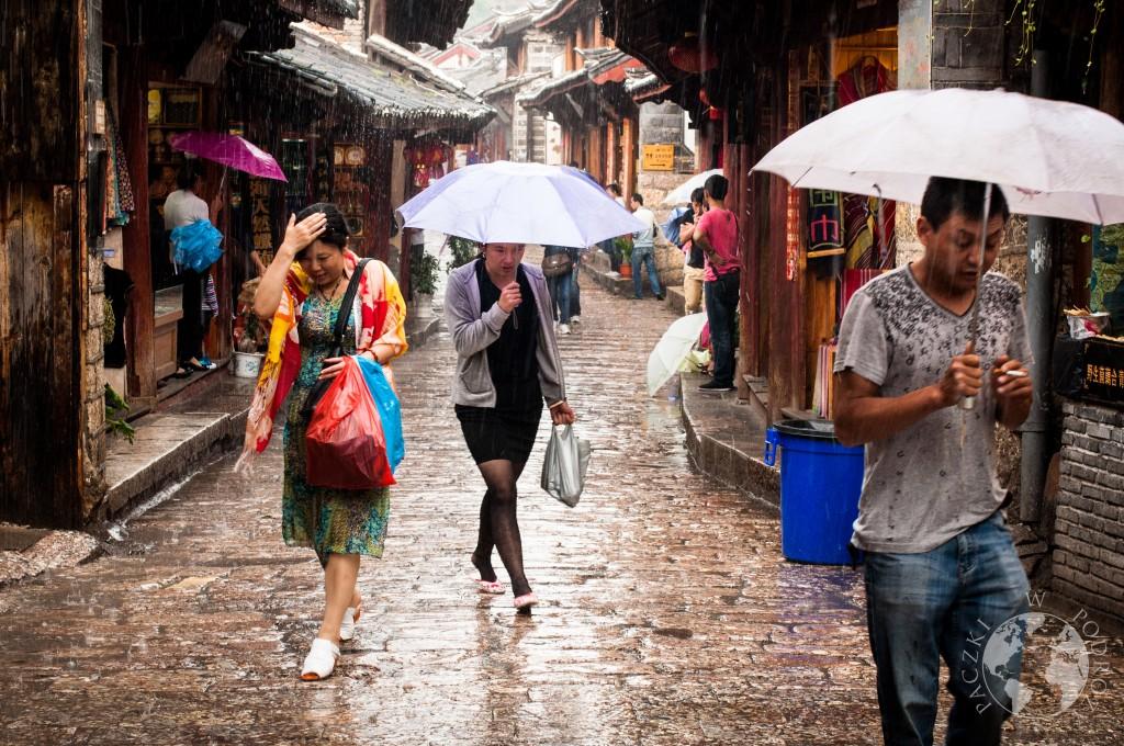 Starówka w Lijiangu, Chiny