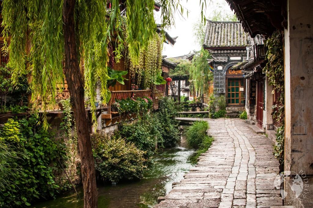 Stare miasto Lijiang, Chiny