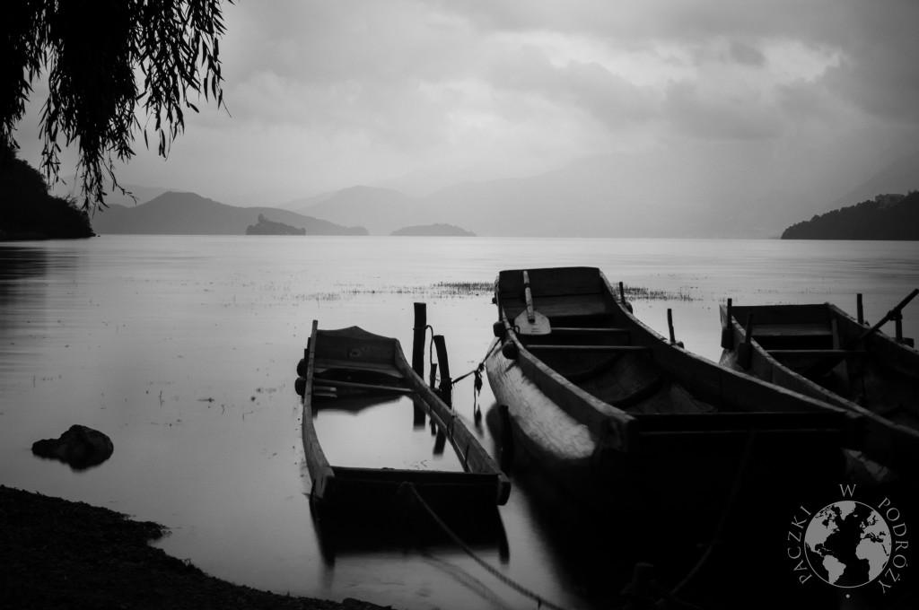 Jezioro Lugu Hu, Yunan, Chiny