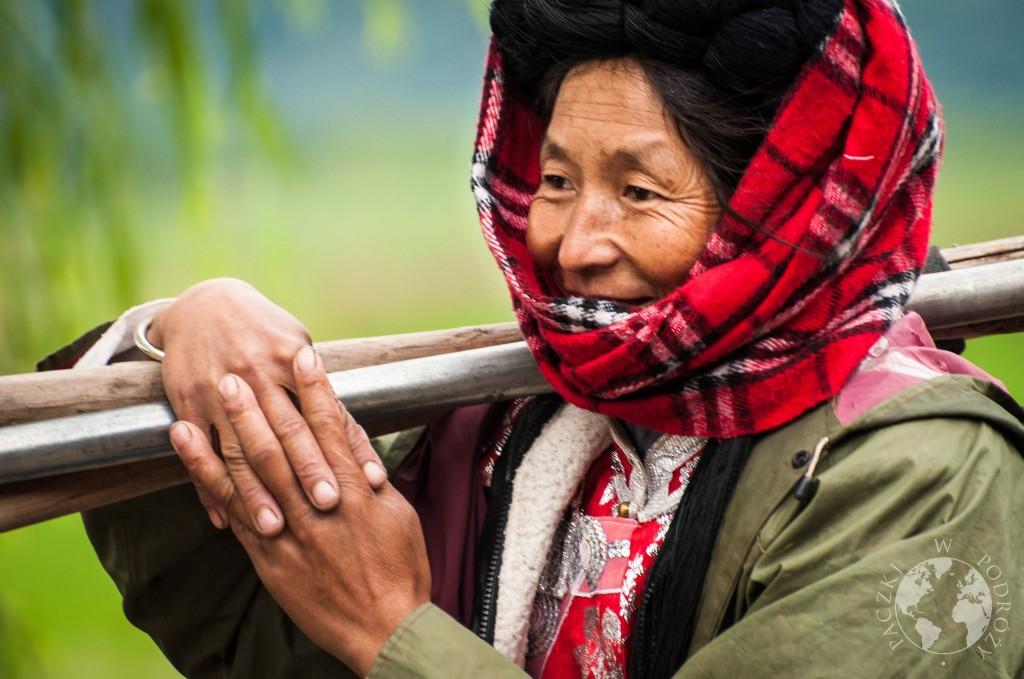 plemię Mosuo znad jeziora Lugu Hu, Chiny
