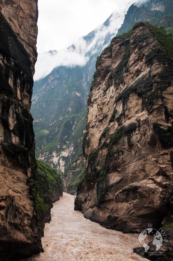 Jangcy, Wąwóz Skaczącego Tygrysa, Chiny