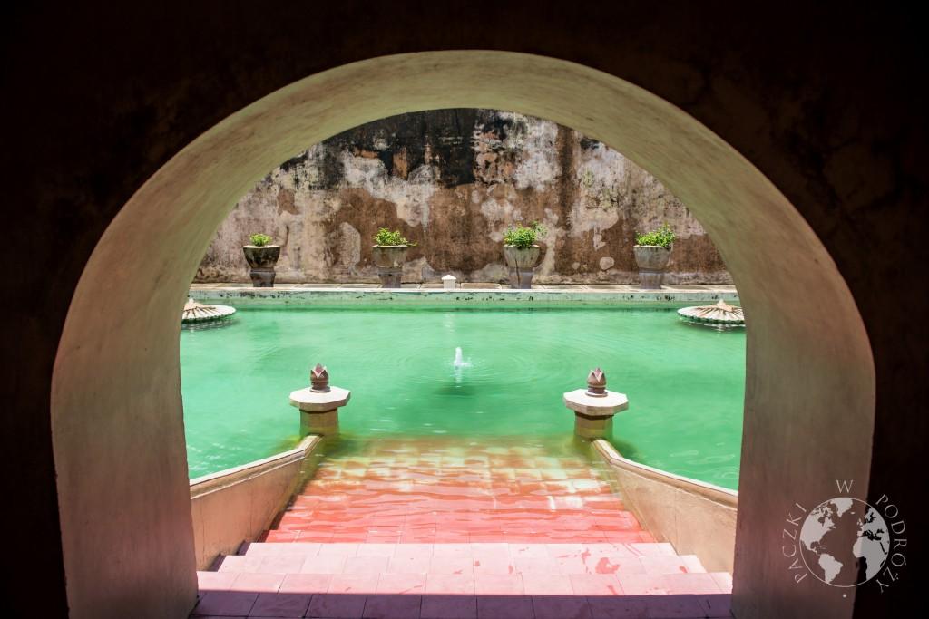 Taman Sari - zamek wodny w Yogyakarcie