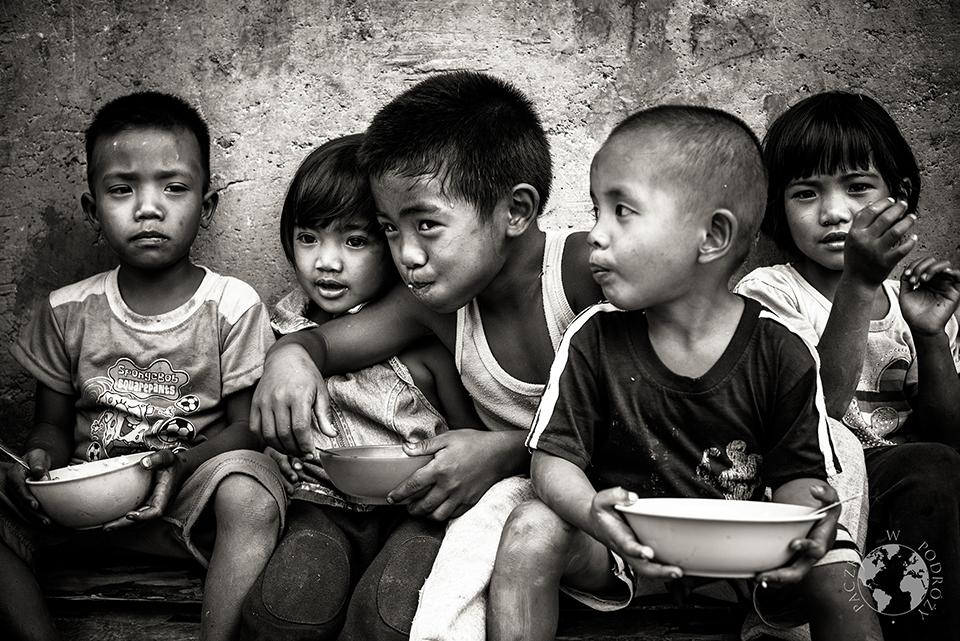 Dzieci z Buscalan, Luzon, Filipiny