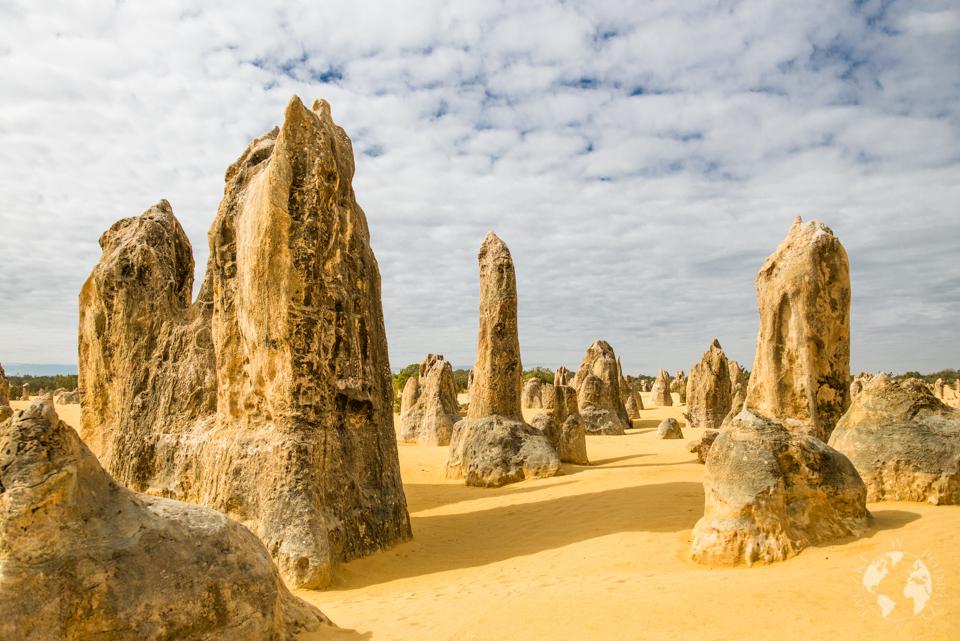 Pustynny Park Narodowy Nambung