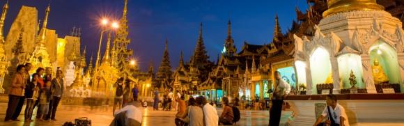 yangon pagoda